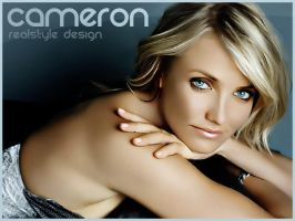 Cameron Diaz by RealStyle