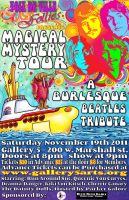 VDVF Magical Mystery Tour Poster by SackofWetRabbits