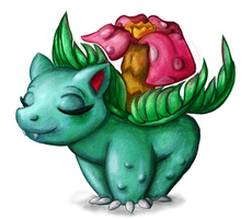 Draw Me A Pokemon: Venusaur
