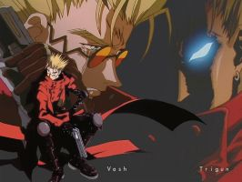Trigun by nighthunt22