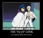Bleach Mposter: The Gin look.. by carmeltheneko