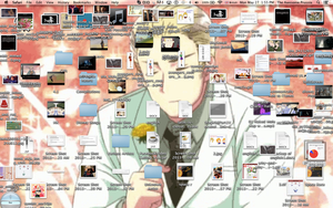 I need to clean up my desktop... by buddygirl1004