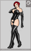 Lady Grae Concept / Outfit by tower015