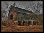 River Bottoms Barn by boron