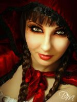 Lady Red by Sannalee01