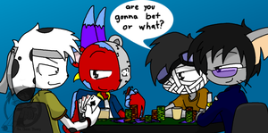 yet another pokergame by Sandwich-Anomaly