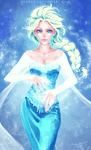 The Snow Queen by Robbuz