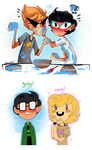 Cake fight by cam070