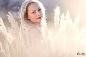 winter breeze by LisbethPhotography