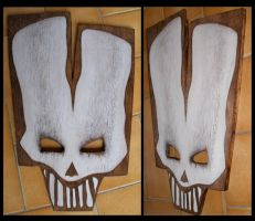 Warcraft Troll's Voodoo Mask by Carancerth