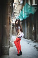 Fashion shooting by Georgya10