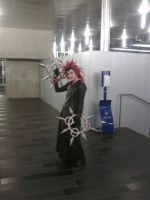 Axel cosplay by Sinta54