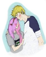 NARUSAKU- Love is about timing by mustach-frog