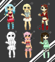 Human Adopt Set 7 {OPEN} by DreamxCafe