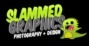 New Slammed Graphics Logo: V1 by yougotslammed