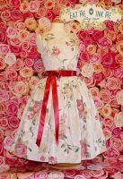 Vintage style dress by zeloco