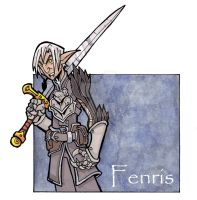 Fenris by badgerlordstudios