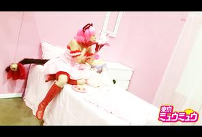Tokyo Mew Mew Cosplay: Bedroom by IgneousRocks