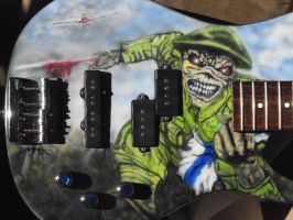 some off my works by mm-airbrush-art
