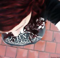 See me from above by punksafetypin