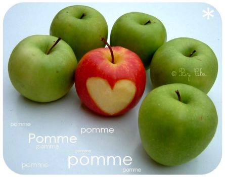 Pomme by Clei