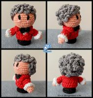 3rd Doctor by Randalassa