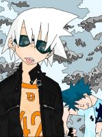The soul eater guys by epicminion