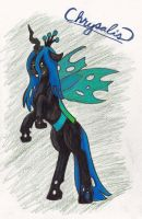 Chrysalis Commission by Aura-Cat