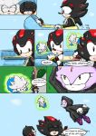 Shadow and Amy's Family10 by ViralJP