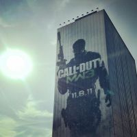 Call Of Duty MW3 by molecolaemt