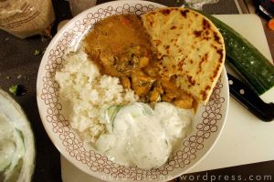 Chicken Korma by oskila