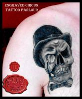 Victorian skull..healed and beautiful by loop1974