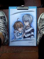 Accelerator x Last Order ( holidays in Sopot) by Reyos-Cheney