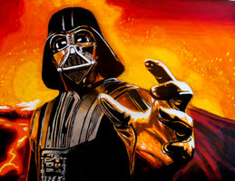 Vader by Andres-Morales