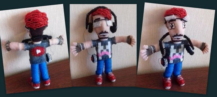 Hello everybody, my name is Markiplier! by CarryPhoenix