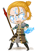 210611 - Anders by Isaviel
