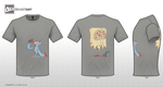 .:Monster t-shirt:. by nobleavis
