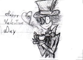 happy valentines day by luiganddaisy