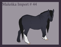Malenka Import 44 by Alison-K