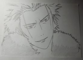 Mikoto Suoh - Red King Smile  [ K ] by CaptainMisuzu