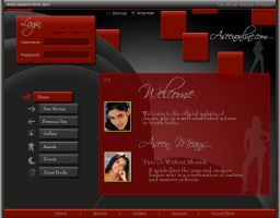 Webpage Template 002 by magneto-ms