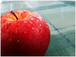 Apple macro by anadesousa