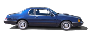 1986 T-Bird Blue-II PNG by Walking-Tall