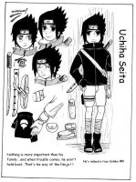 YW, Uchiha Seita chapter 2 by Fey-Rayen