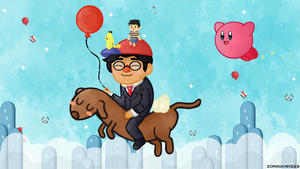 Iwata Memories Tribute by SoraOkami69
