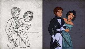 Character Dress-Up: 1838-1840 by ThirdPersonSymphony