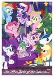 In The Spirit of the Season by dm29