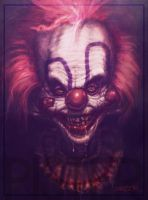 Killer Klown by RodgerPister