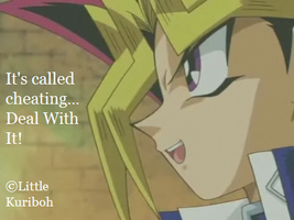 Yugioh Abridged-Yugi by RossTheWriter