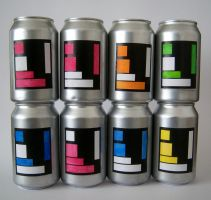 Anti-Brand Cans by Coffin-kiss